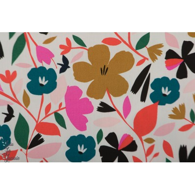 Popeline Soirée Dashwood Soirée 1503 Bloom susan driscoll fleur