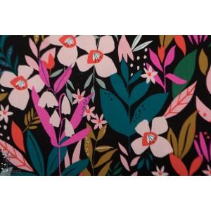 Popeline Dashwood Soirée 1504 Secret garden susan driscoll fleur