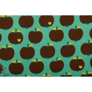 Jersey Apfle Menthe byGraziela pomme apple retro vintage