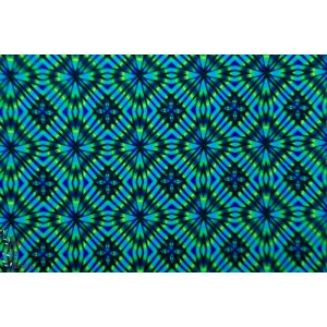 Swim and Sport losange vert bleu  - maillot de bain
