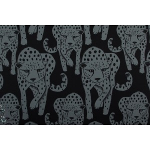 Sweat Bio Paapii Cheetah dark grey