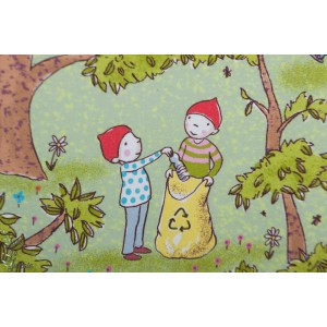 Jersey bio SUSAlabim Protect the Kids lillestoff sauvons les enfants planete proteger ecologie nature