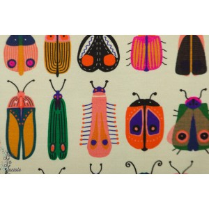 Jersey I Like Beetles Bonnie Buttermilkretro bintage inecte graphqiue