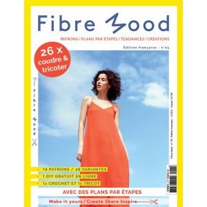 Magazine Fibre Mood 5 en francçais