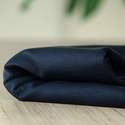 Tencel Ponte Jersey milk Blueberry romanite bleu mode femme qualité
