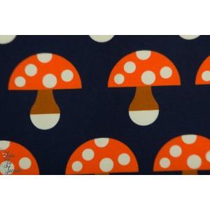 Jersey Mushroom - Champignon - Bonnie & Buttermilk retro vintage femme