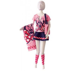 Kit Dress your Doll Tiny Mickey disney poupée barbie couture fille