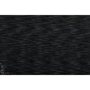 Jersey Elastique sport Noir chiné