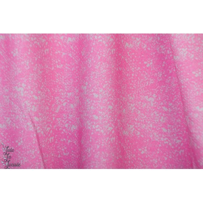 Modal Sweat Imprint Lillestoff rose