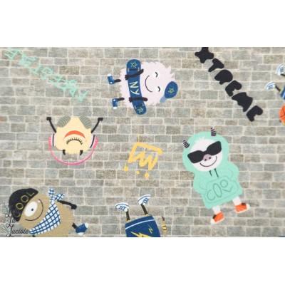 Sweat Stenzo Grafiti kombi rue enfant garçon