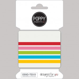 Cuff poppy 6365