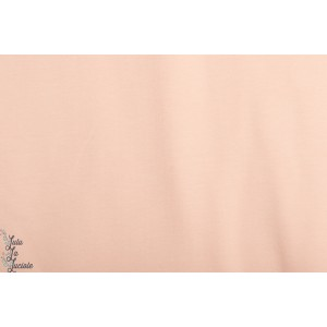 Sweat uni french Terry Evening Pink