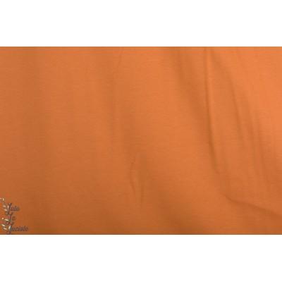 Sweatuni syas  French Terry Hazel brown scratches maron brun