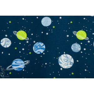 Jersey Espace ciel etoile planete lune