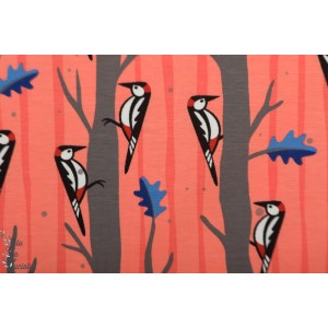 jersey hamburger Liebe Will Woodpecker corail