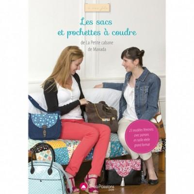 Les sacs et pochettes à coudre créapassion cabane de mavada edwidge foissac couture