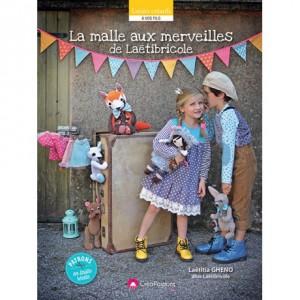 La Malle aux merveilles de Laëtibricole de Laëtitia Gheno creapassion couture enfant