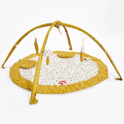 Patron Katia BA18 - Couverture d'activité tapis éveil layette couture bébé