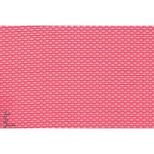 Tissu Popeline coton bio  Poissons Copenhagen Print factory