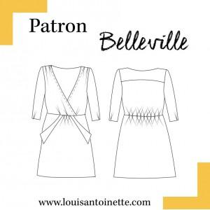 Patron Louis et Antoinette Belleville