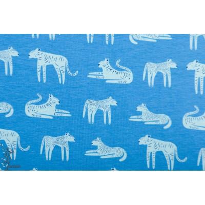 Jersey AGF Fierce felines - SELVA animaux félin léopard bleu