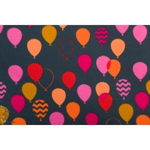 jersey bio Stenzo Ballons couleur rouge graphique