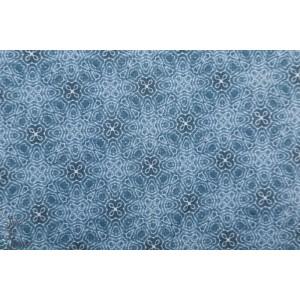 Modalsweat finisilma Azul Lillestoff graphique bleu mode femme