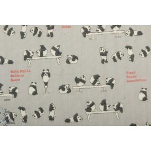 Double Gaze Kokka Baby Panda