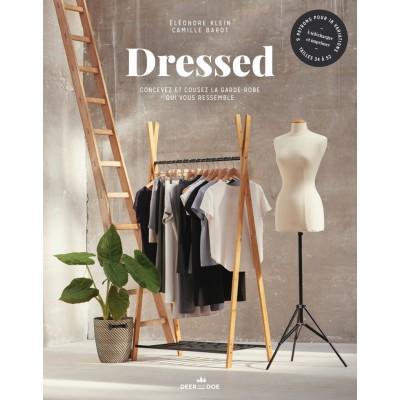 Livre Dressed Deer and Doepatron couture femme basique