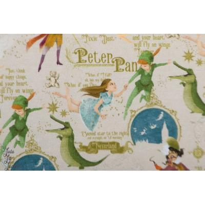 jersey Digital peter Pan Sable histoire conte enfant poppy