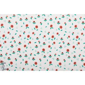 Summersweat bio Dotty Poppys Lillestoff bora fleur liberty layette