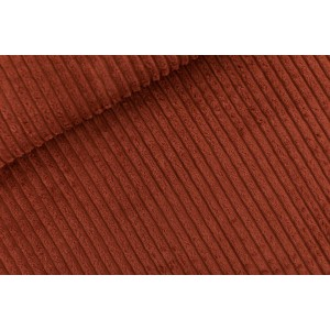 Velours grosse cote SYAS Sable Brown
