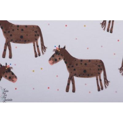 Summersweat bio Herr Horn Lillestoff licorne poney cheval lillemo