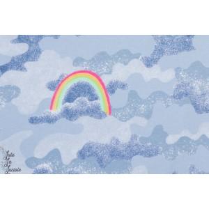 Summersweat Bio Regenbogencamouflage Lillestoff SUSAlabim