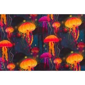 Jersey Bio Maneter neon  By Ernst meduse fluo