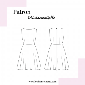 Patron La Robe Mini DEMOISELLE