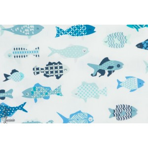 Popeline Agf School of fish
