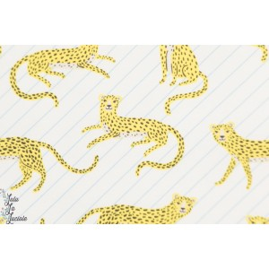 Sweat About blue Say Cheeta panthere animaux guepard felin