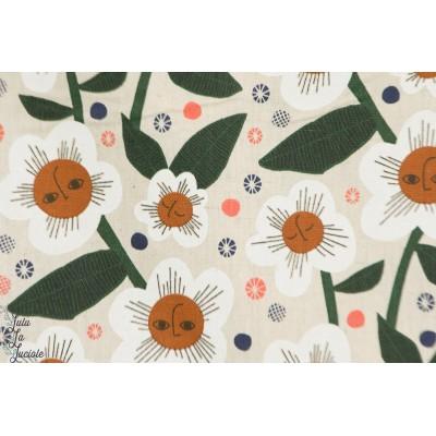 Coton lin Bio Cloud9 Rise and Shine plant peeps marguerite fleur paquerette