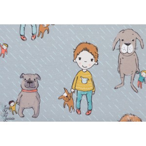 Sumersweat Bio Filips Hunde Lillestoff SUSAlabim