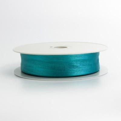 Biais Ecométal 25mm Turquoise