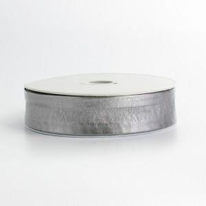 Biais Ecométal 25mm Argent