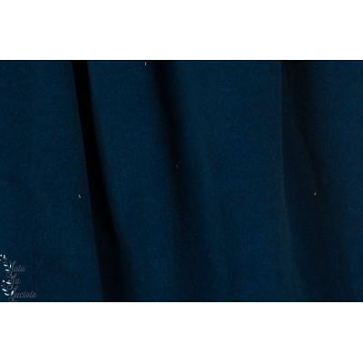 Super Polaire Chinée Hilco Dunkelblau bleu marine