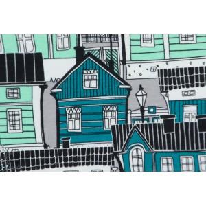 Jersey Bio Paapii Old town mint petrole maison