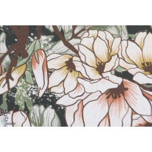 Modalsweat ms Magnolia moos Lillestoff