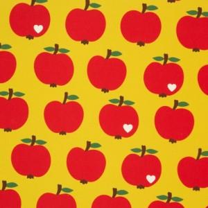 canvas Imperméable Jaune Apfel By Graziela pomme jaune vintage