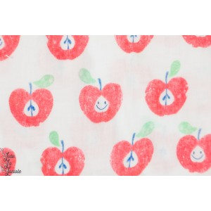 "Double Gaze Hilco ''an Apple a Day"" pomme graphique retro vintage"