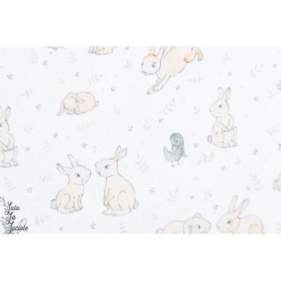 Jersey bio Hoppelhasen Lillestoff  susalabim lapin paques animaux bébé