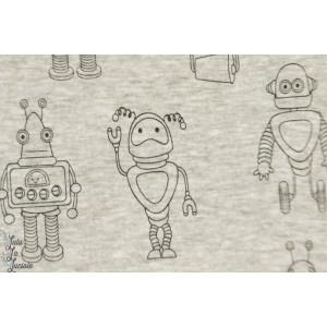 Sweat Minky Robot