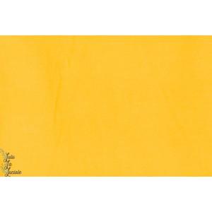 velours Unis Milleraie jaune